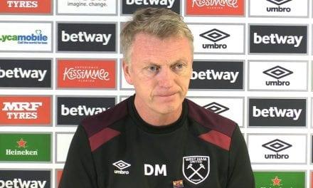 Konferencja prasowa Davida Moyesa przed meczem z Wolverhampton