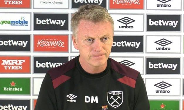 Puchar Anglii – Konferencja prasowa Davida Moyesa przed meczem z Manchesterem United
