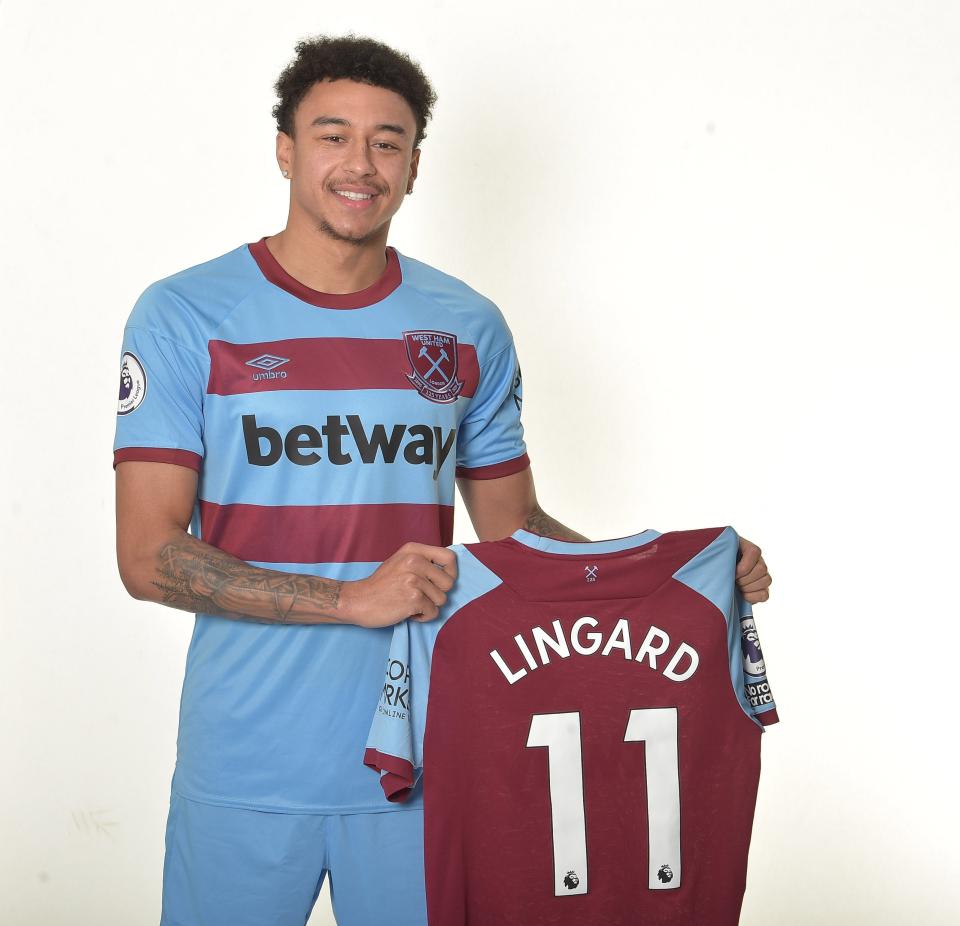 Oficjalnie: Jesse Lingard wypożyczony do West Hamu!