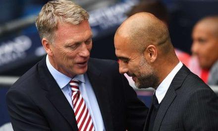 Konferencja prasowa Davida Moyesa –  Manchester City vs West Ham United