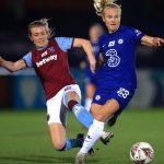 West Ham United Women przegrywa z Chelsea 6:0 w półfinale Pucharu Ligi Kontynentalnej