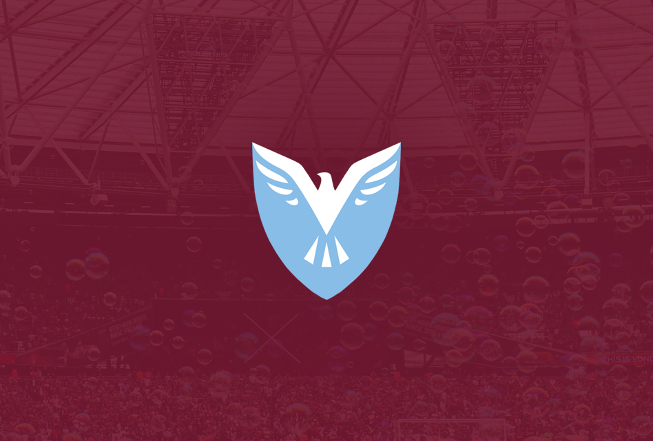 We all follow the West Ham!