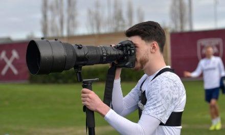 Na Etihad widziałem West Ham, który chce walczyć –  Declan Rice