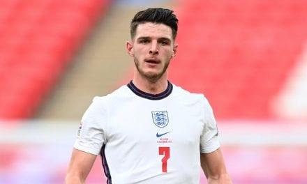 Declan Rice: Gra w reprezentacji Anglii to wspaniałe doświadczenie