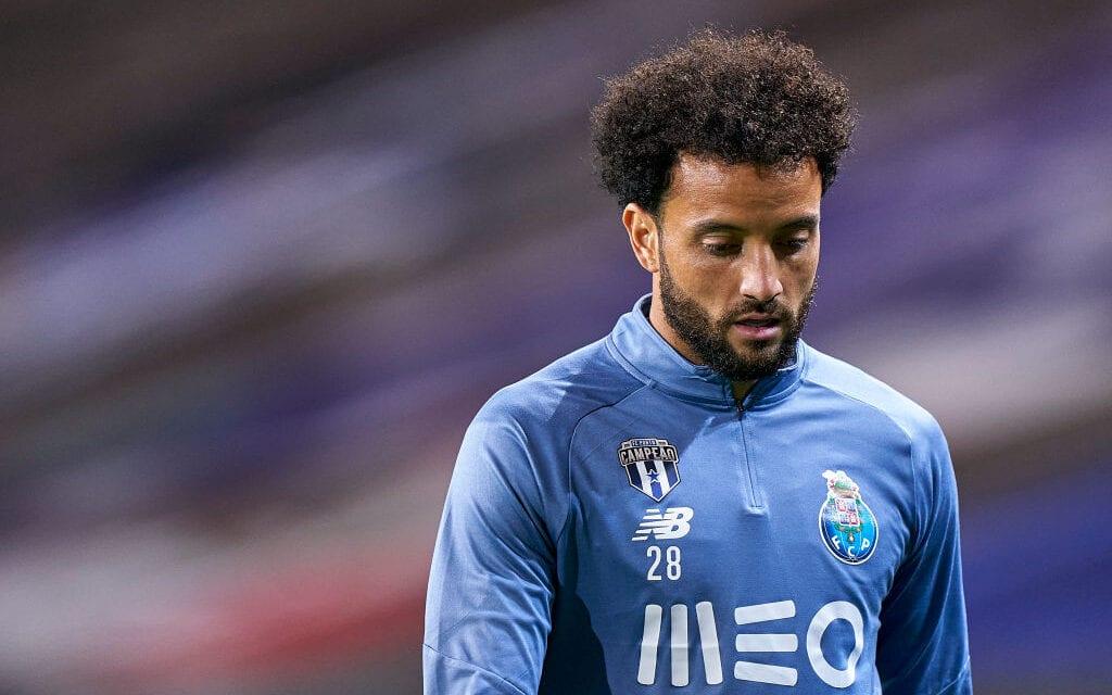 Felipe Anderson na zakręcie w FC Porto