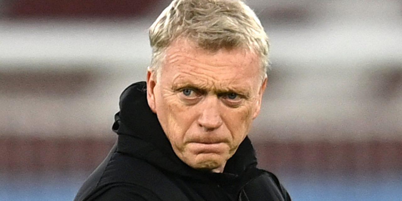 Mimo wygranej, Moyes jest rozczarowany występem