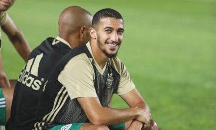 Benrahma powołany do kadry Algierii
