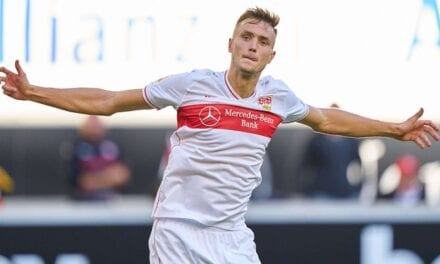 Kicker: West Ham chce napastnika Stuttgartu
