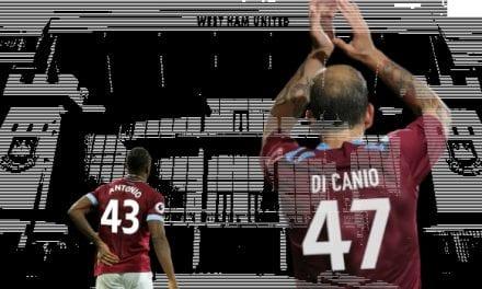 Wyprawa po rekord – Antonio w walce o West Hamową chwałę