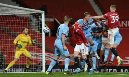 Porażka na na Old Trafford. Man United 1:0 West Ham [SKRÓT MECZU]