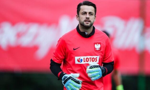 Łukasz Fabiański w wąskiej kadrze Reprezentacji Polski na najbliższe mecze