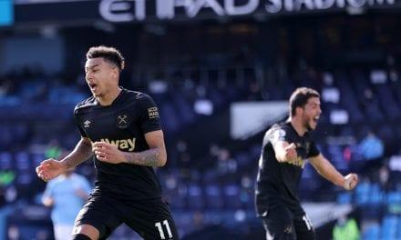 Mecz z Manchesterem City od kulis [WIDEO]