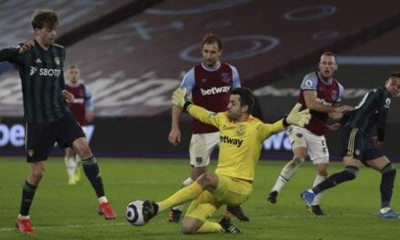 Kulisy meczu West Ham United vs Leeds United  [WIDEO]