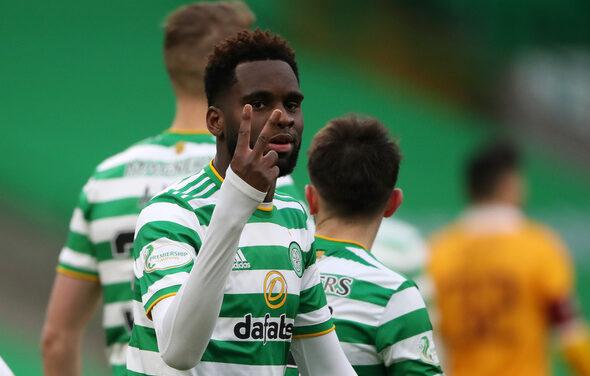 West Ham chce pozyskać napastnika Celticu, Odsonne Édouarda