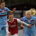 West Ham United Women – porażka w meczu z Arsenalem [WIDEO]