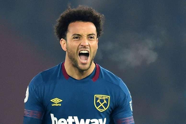 Felipe Anderson wróci latem do West Hamu? Skrzydłowym interesuje się Fiorentina