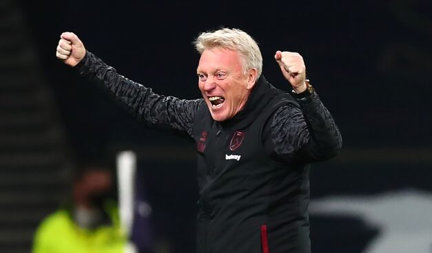 Moyes nominowany do tytułu Managera Miesiąca Premier League za Maj 2021