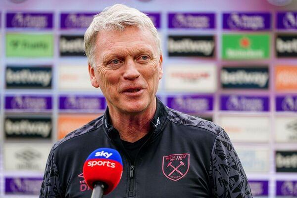 Konferencja prasowa Davida Moyesa przed meczem z Brighton