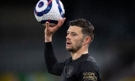 Aaron Cresswell: Kibice West Hamu stworzyli fantastyczną atmosferę w Newcastle