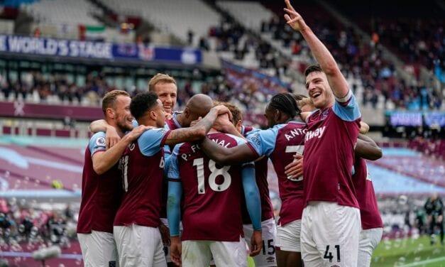 JESTEŚMY W LIDZE EUROPY! West Ham 3:0 Southampton [SKRÓT MECZU]