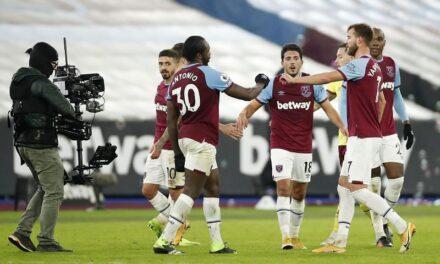 Za kulisami: West Bromwich Albion vs West Ham United [WIDEO]