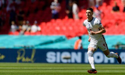 Anglia vs Chorwacja – Declan Rice zagrał w wyjściowym składzie – Euro 2020