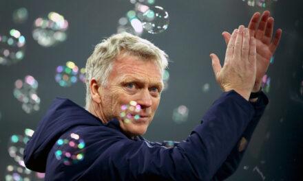 David Moyes nominowany do nagrody Menadżera Sezonu Premier League