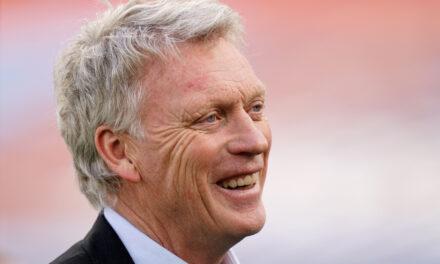 Sfinalizowano umowę, która łączy Moyesa z West Hamem do 2024 roku
