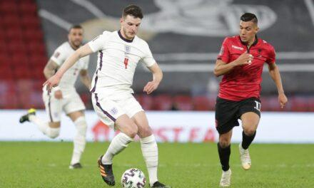 Anglia wyznaczyła 26-osobowy skład na Euro 2020 – Lingard nie pojedzie na turniej