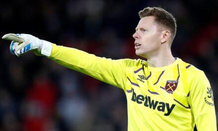 David Martin przedłużył umowę- pozostaje rezerwowym bramkarzem West Hamu