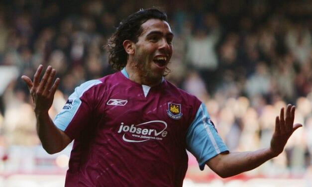 Sensacyjny powrót Teveza do West Hamu?