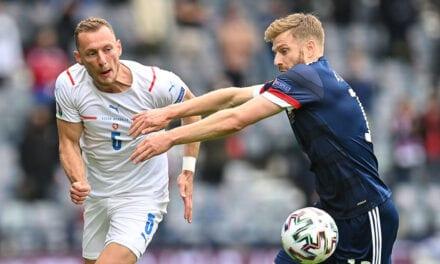 Świetny start Czechów na Euro 2020. Dobre występy Součka i Coufala