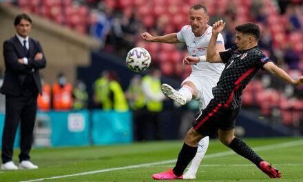 Vladimír Coufal i Tomáš Souček zremisowali z Chorwacją – Reprezentacja Czech na Euro 2020