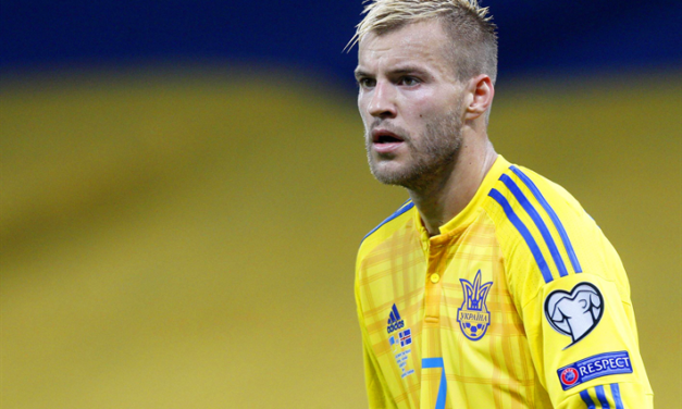 Ukraina w towarzyskim meczu zdeklasowała Cypr – Yarmolenko skompletował dublet