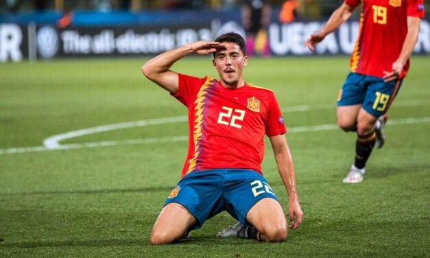 Fornals na liście awaryjnej reprezentacji Hiszpanii