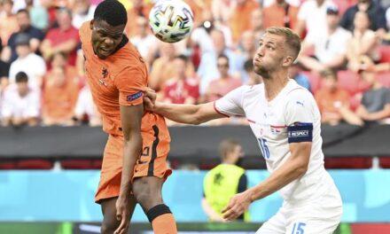 Coufal i Souček idą dalej – Czechy awansowały do 1/4 finału Euro 2020
