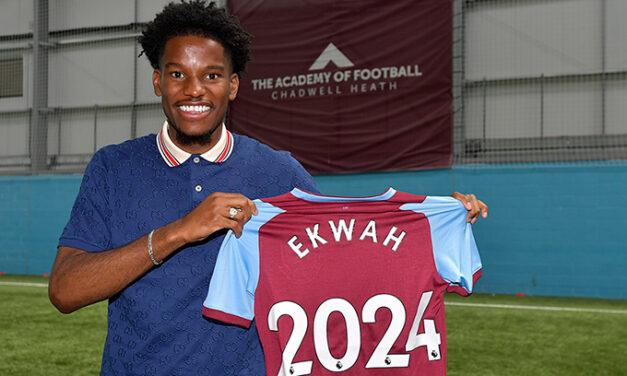 West Ham podpisał kontrakt z francuskim pomocnikiem – Pierre Ekwah Elimby