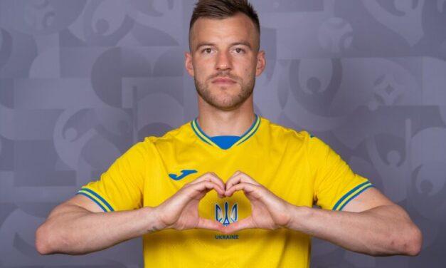 Jarmołenko powołany na październikowe mecze reprezentacyjne