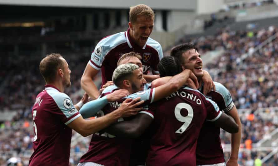 3 punkty na inaugurację. Newcastle 2:4 West Ham [SKRÓT MECZU]
