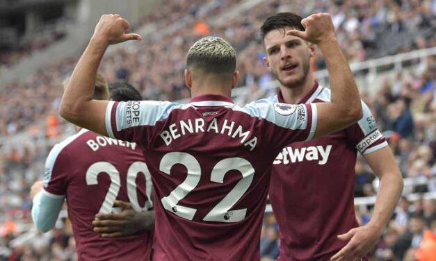 Benrahma: Z niecierpliwością czekam by zagrać przy stadionie pełnym kibiców West Hamu