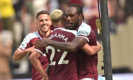 West Ham pokonał zespół Serie A – WHU vs Atalanta 2:0 [WIDEO]