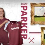 West Ham United Women nie zatrzymuje się: Lucy Parker kolejną nową zawodniczką