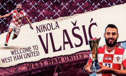 Oficjalnie: Nikola Vlašić dołącza do West Hamu United!