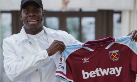 West Ham United ogłasza podpisanie kontraktu z reprezentantem Francji, Kurtem Zoumą do 2025 roku
