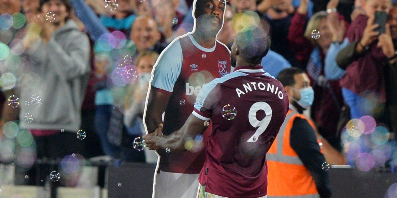 Zobacz wszystkie bramki Antonio strzelone dla West Hamu! [WIDEO]