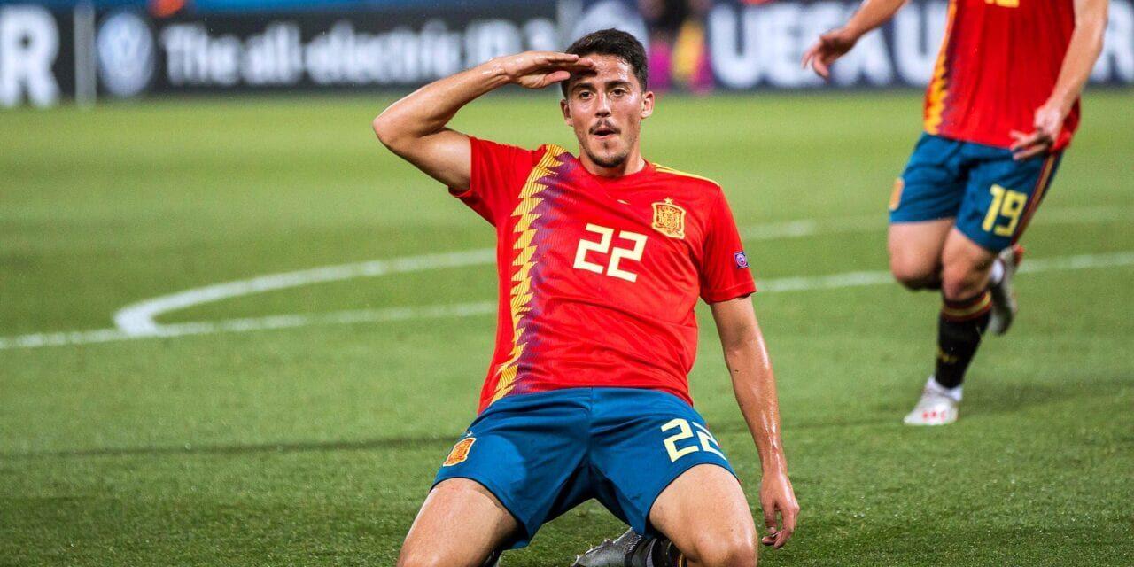 Pablo Fornals powołany do reprezentacji Hiszpanii