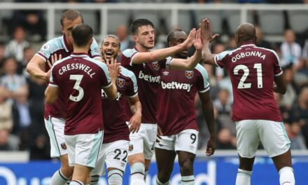 Za kulisami: Newcastle United – West Ham United [WIDEO]