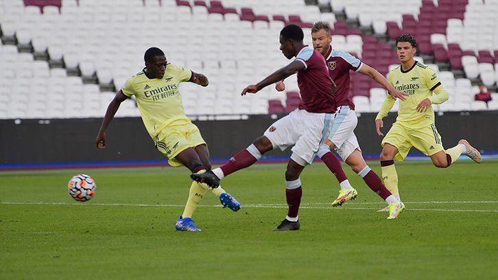 Zagrali na szóstkę! Drużyna U-23 rozbiła Arsenal 6:1