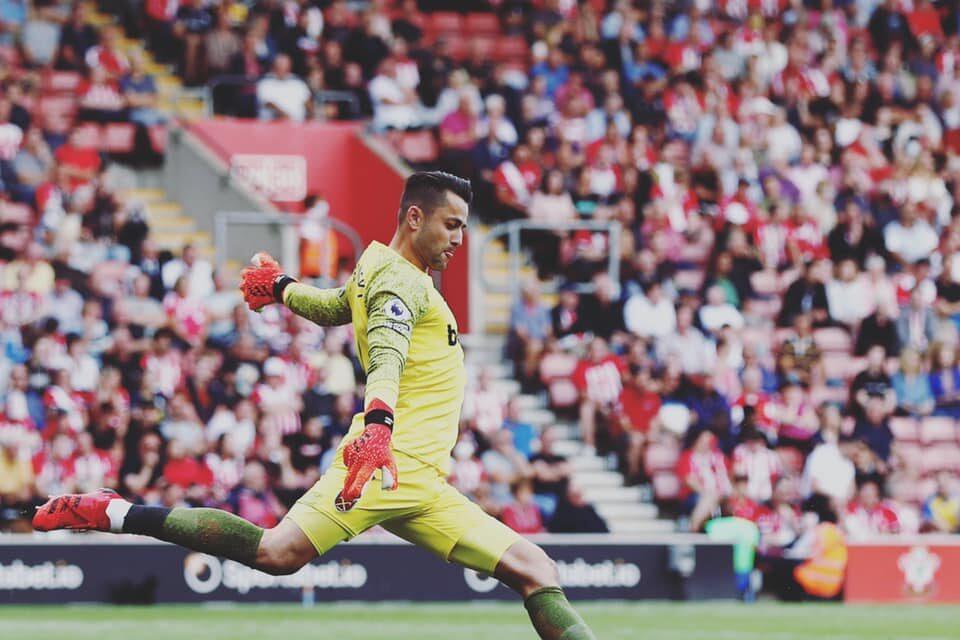 Southampton 0:0 West Ham United – rozszerzone akcje [WIDEO]