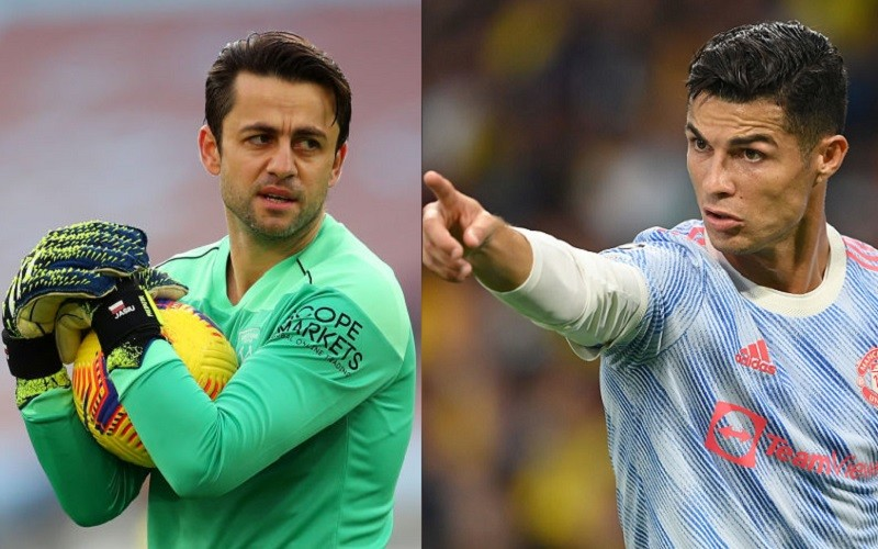 Najwyżej ocenione przez brytyjskie media trio meczu:  Fabiański, Zouma, de Gea